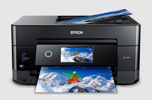 Epson XP 7100 Driver Windows Download