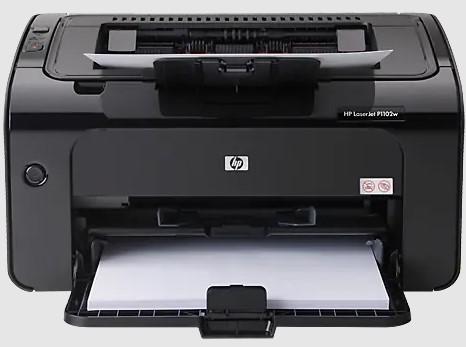 HP LaserJet P1102w Firmware download Windows