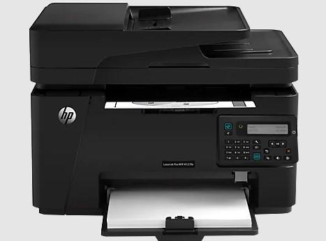 HP LaserJet Pro MFP M127fn Firmware Download Windows