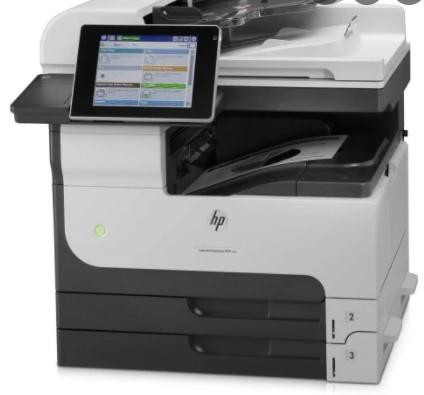 Download HP LaserJet Enterprise MFP M725dn Driver Windows