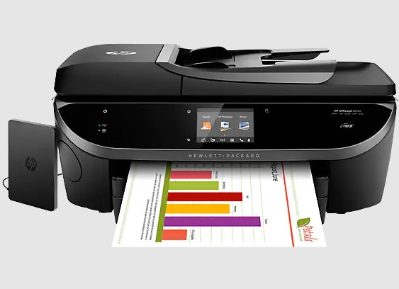 Download HP Officejet 8040 with Neat e-All-in-One Printer Driver for Windows 10 Windows