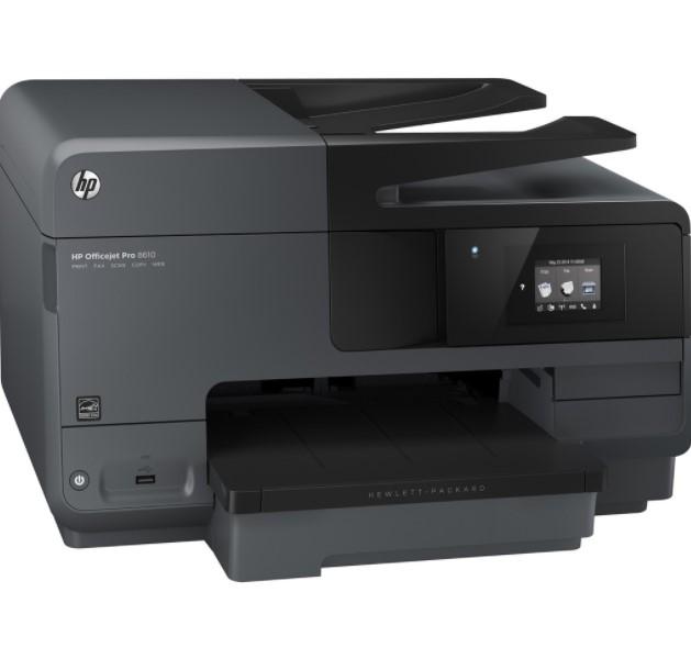 Download HP Officejet Pro 8610 Basic Driver Windows