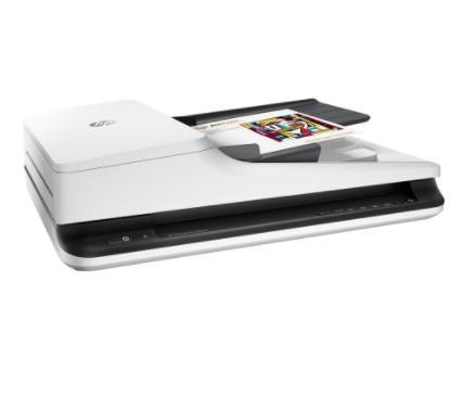 Download HP ScanJet Pro 2500 f1 Driver Windows