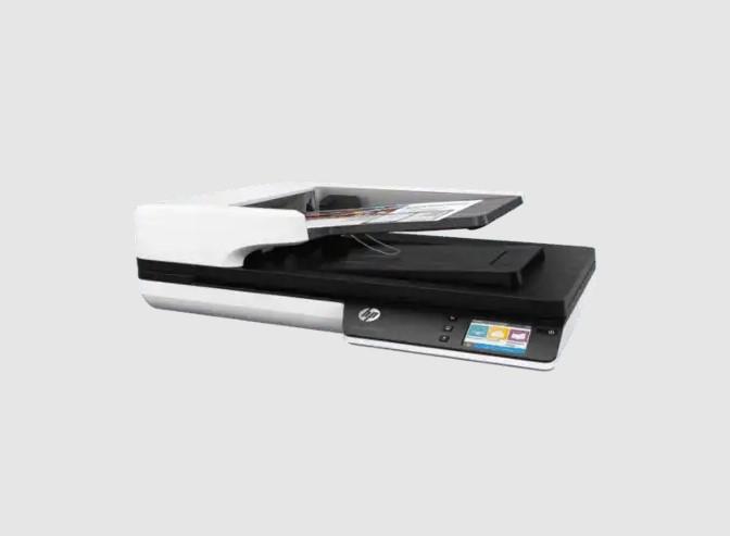 Download HP ScanJet Pro 4500 fn1 Driver Windows