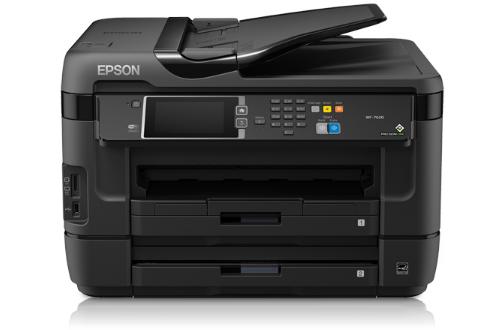 Driver Epson WorkForce WF7620 Windows Download