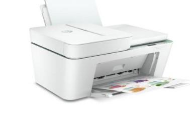 HP DeskJet Plus 4122e Driver Windows